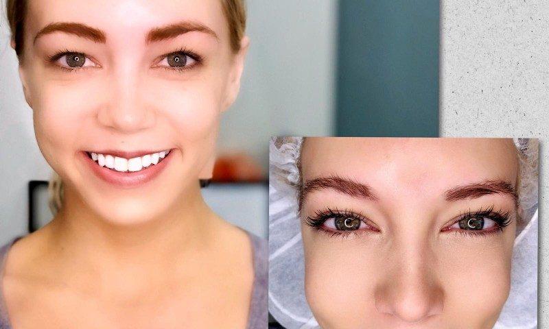 semi permanent eyebrow treatments